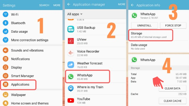 logout from whatsapp, logout whatsapp, How to Logout from WhatsApp On Android