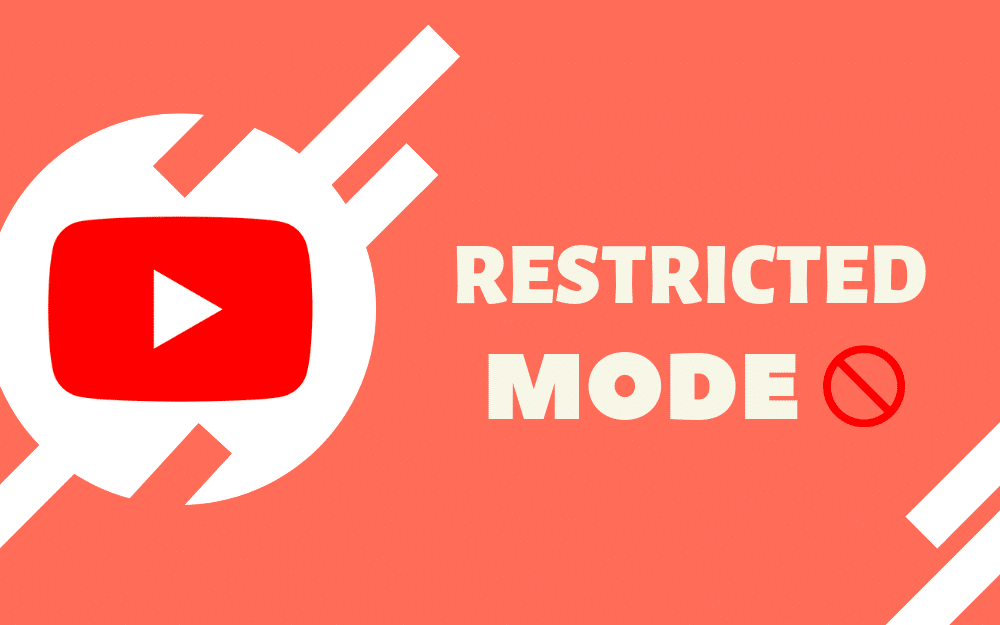 turn on restricted mode on youtube
