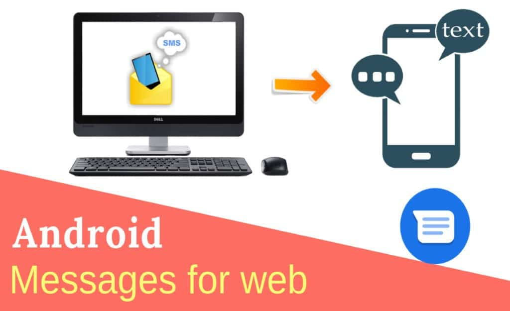 Messages for web, Android Messages for web