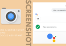 how to enable google assistant to take screenshot