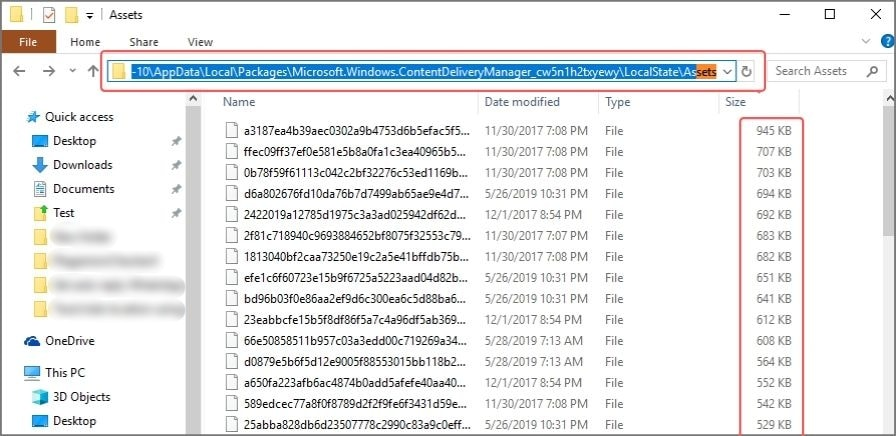 windows 10 lock screen images location
