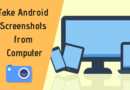 How to Take Android Phone Screenshots Directly From PC