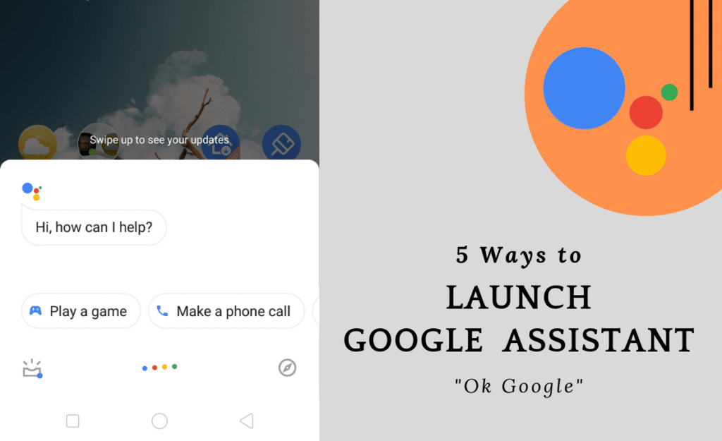 how to open google assistant faster
