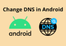 dns settings android