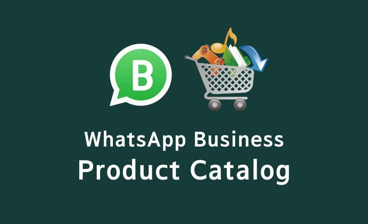 how to create whatsapp catalogue