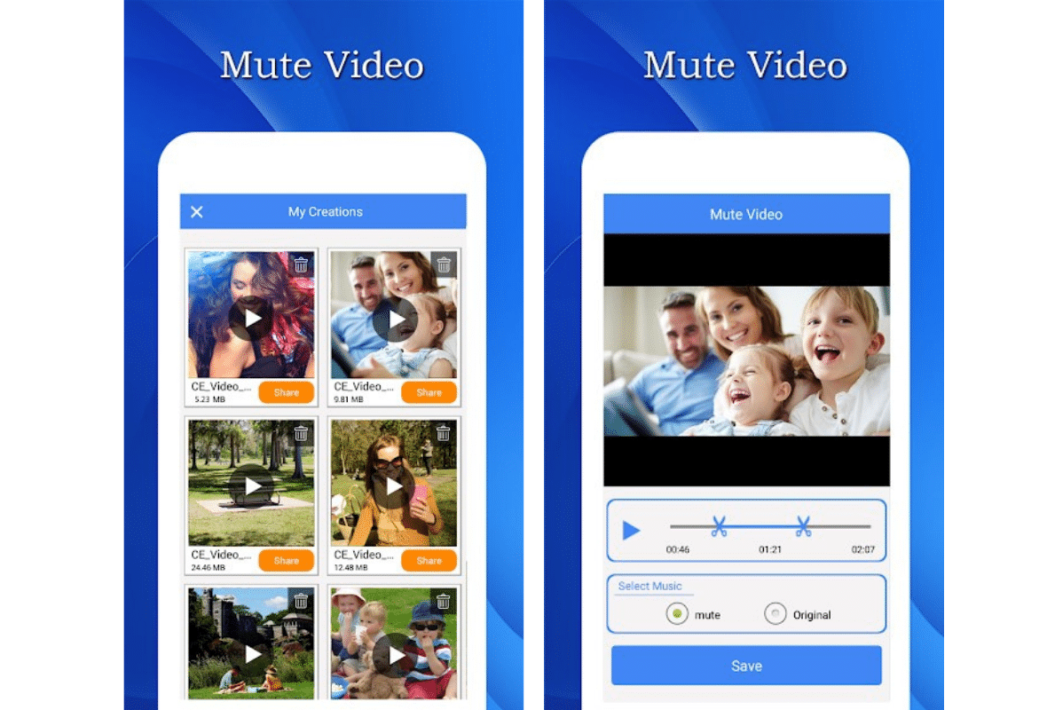 10 Best Android Apps To Remove Audio From A Video Asoftclick