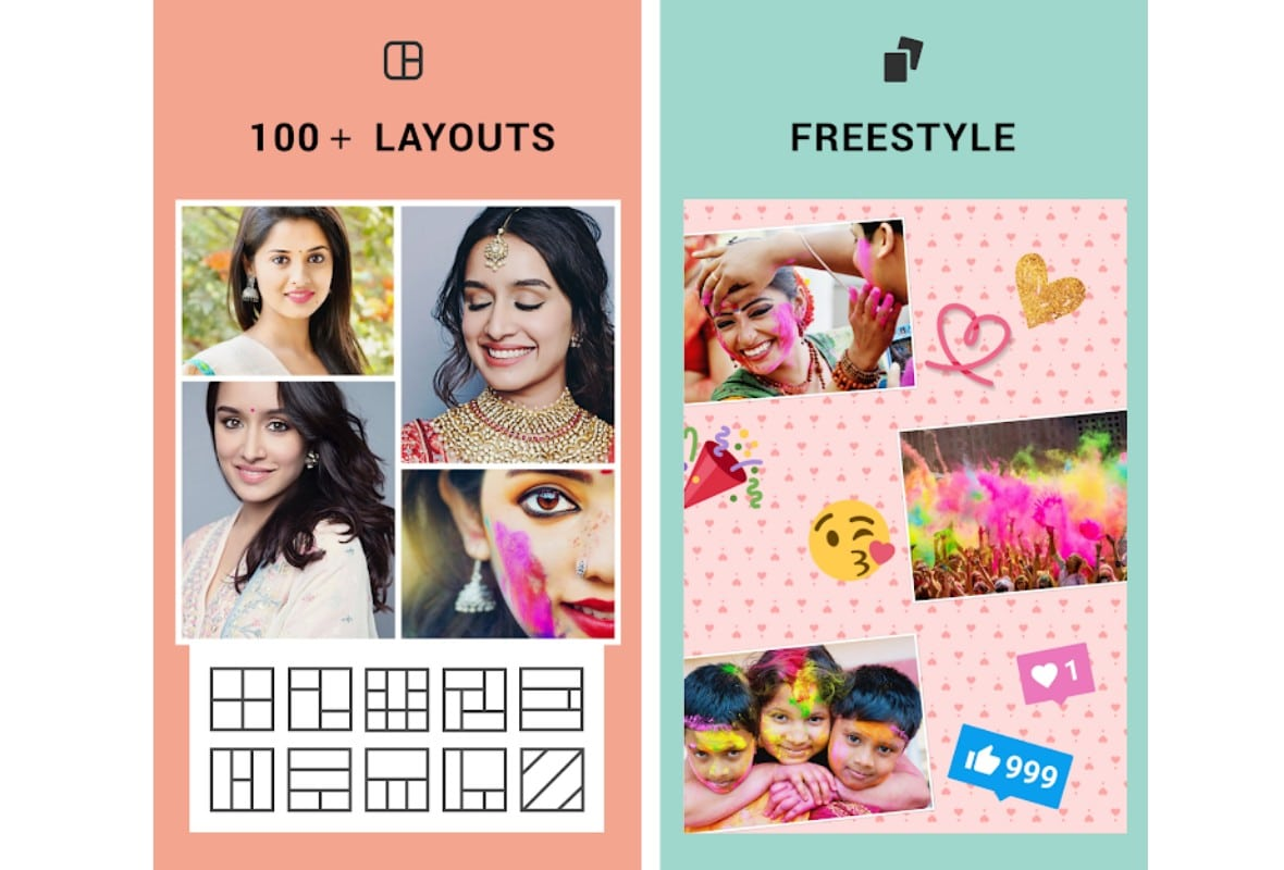 collage app for android