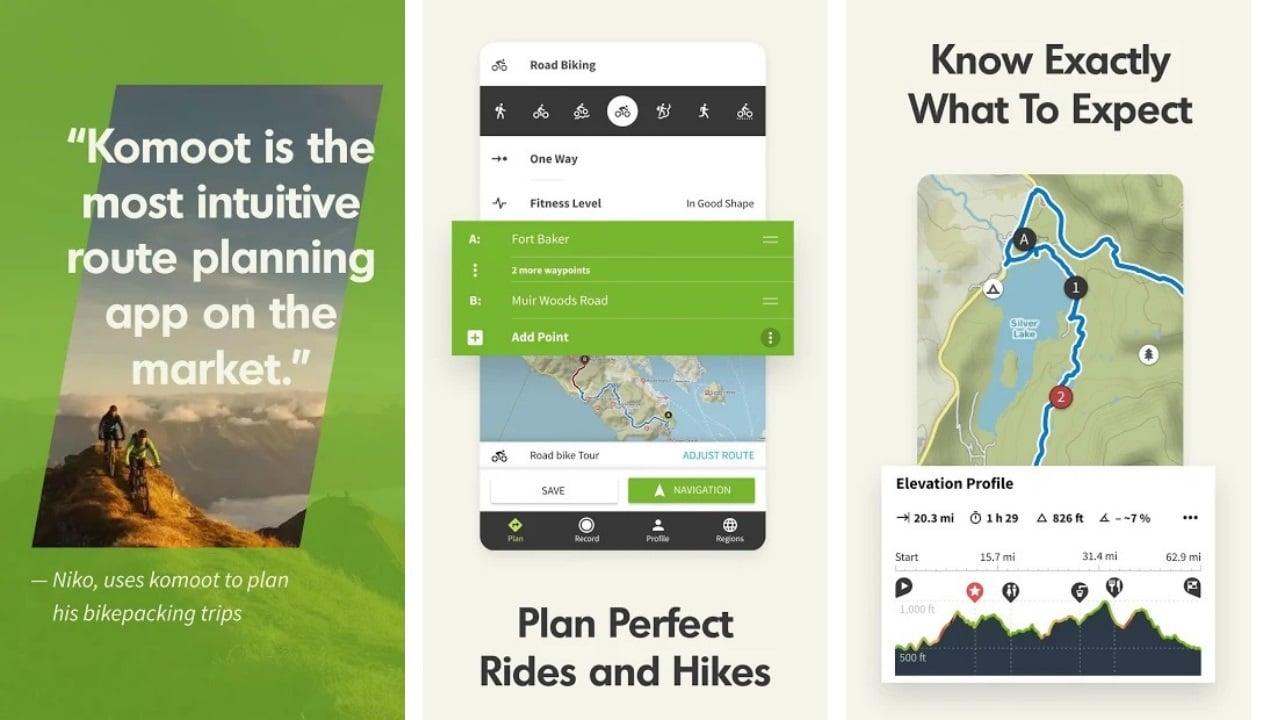 best biking app