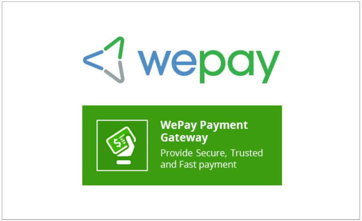 wepay payment gateway, payment gateway for website
