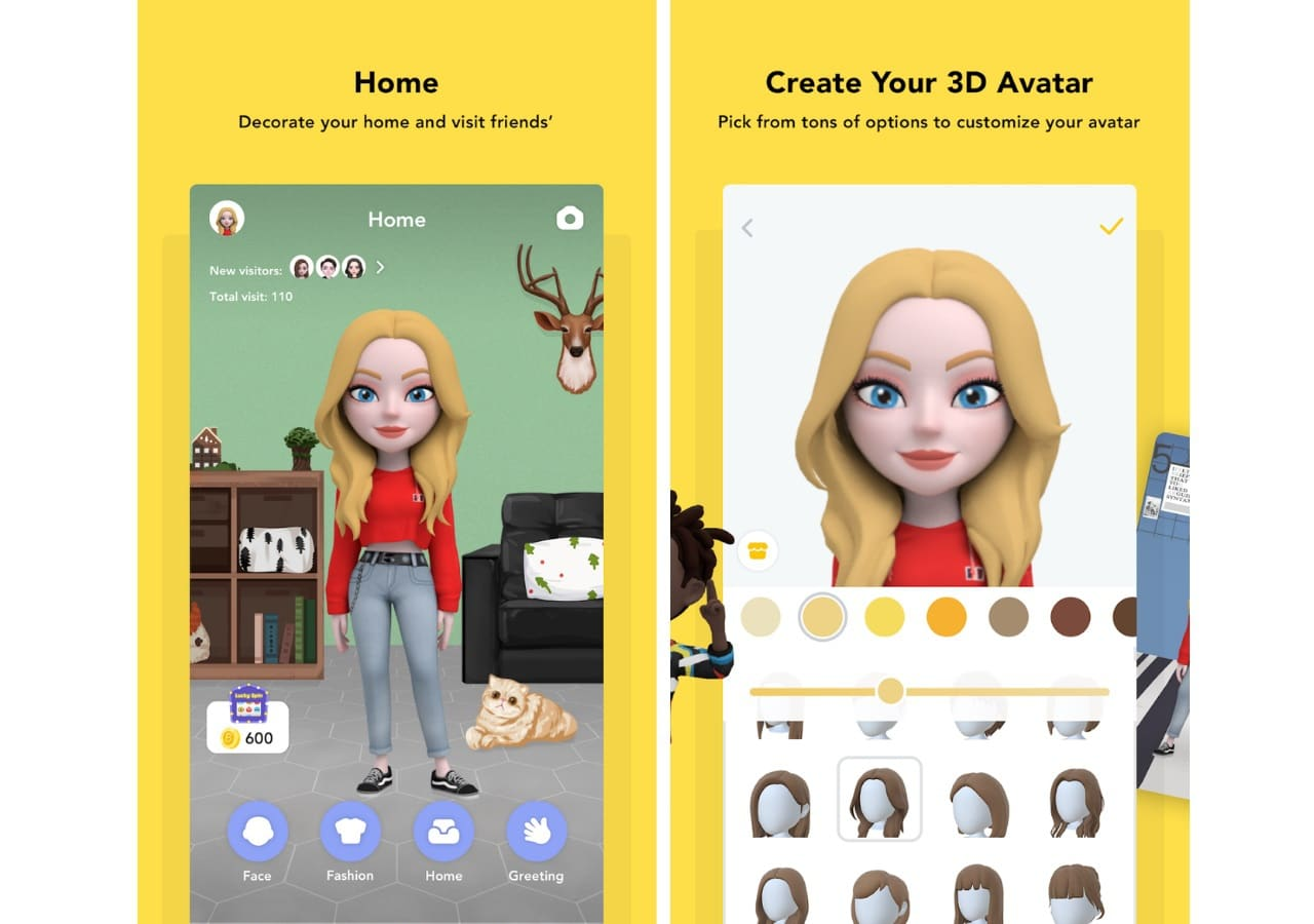 android avatar maker