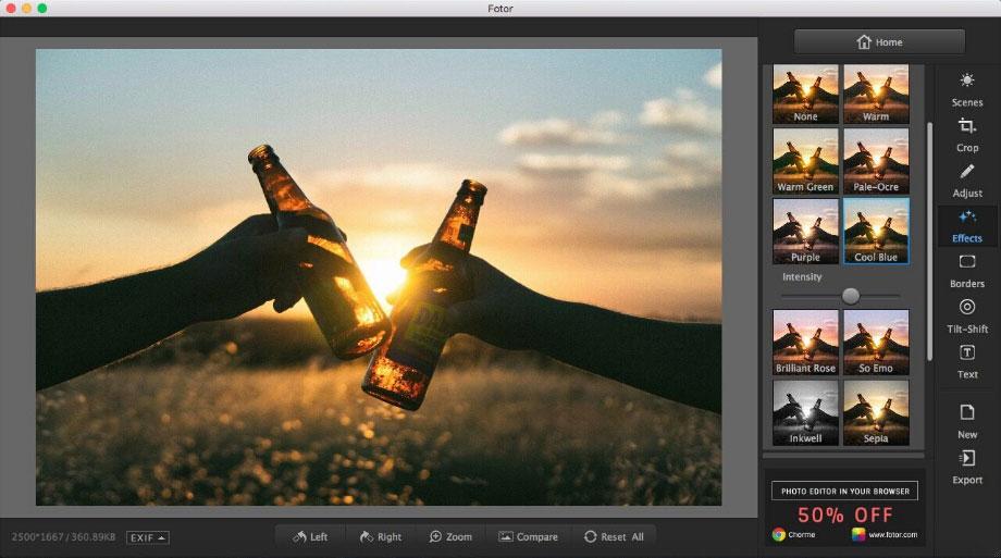 Fotor - top online photo editor