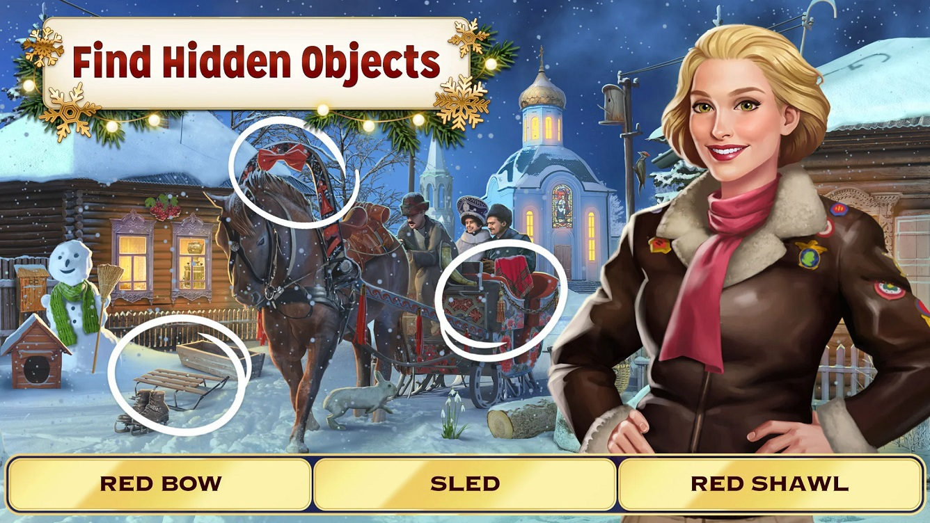 Pearl's Peril - Hidden Object Game android