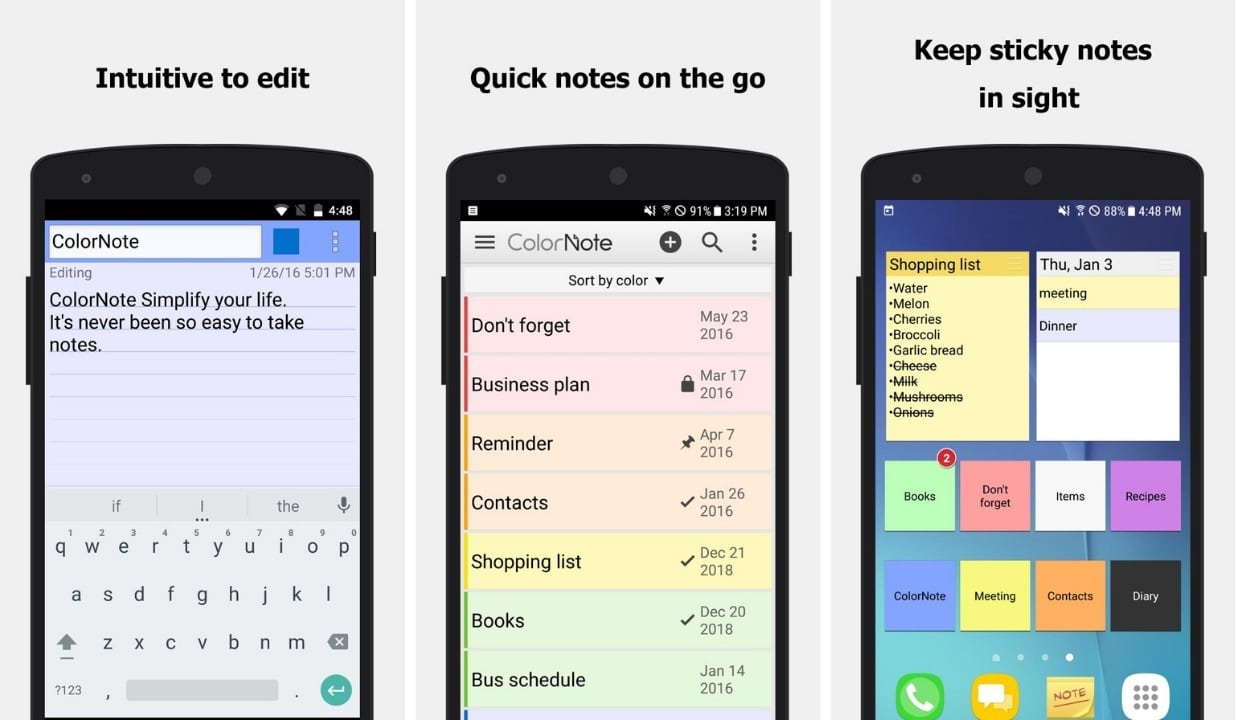 best note taking app android