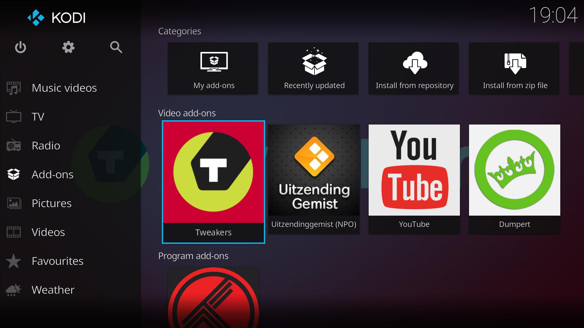 top android tv apps