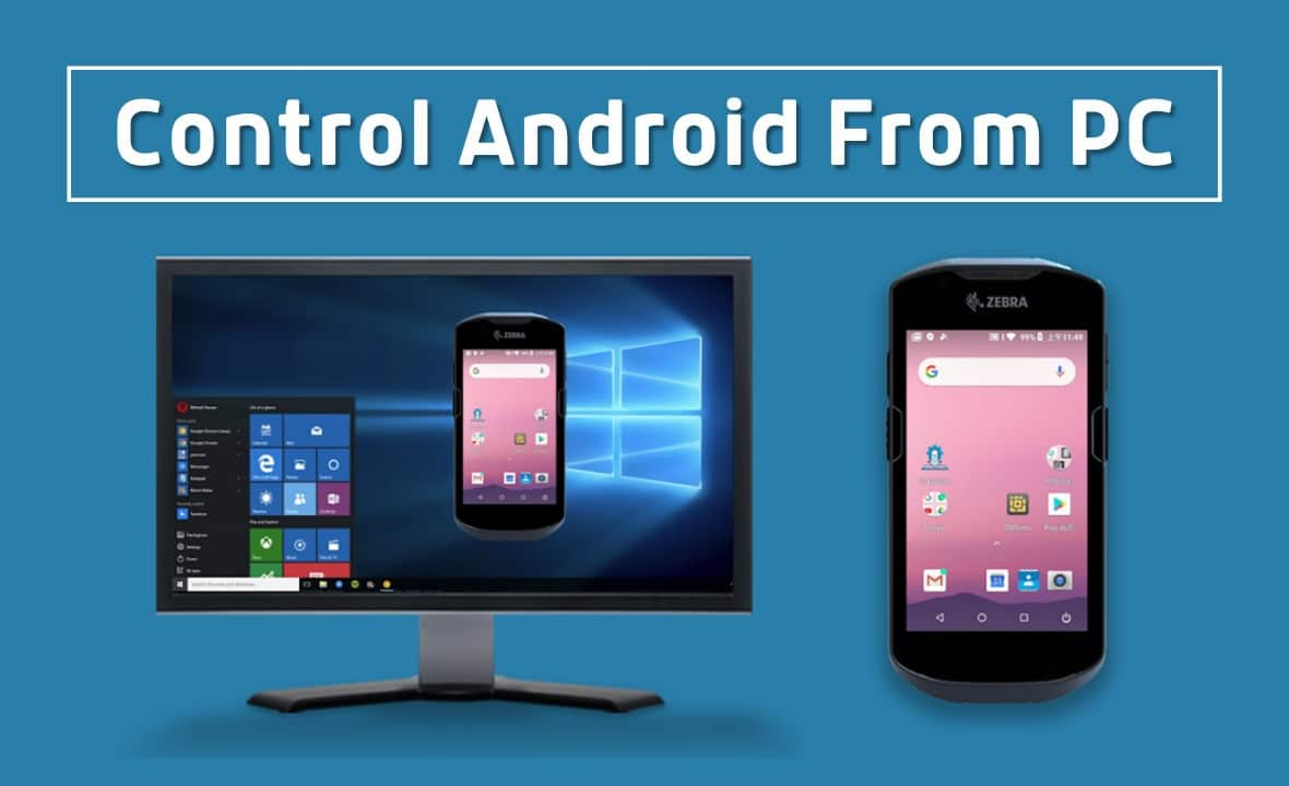 7 Ways to Control Your Android Phone from a PC