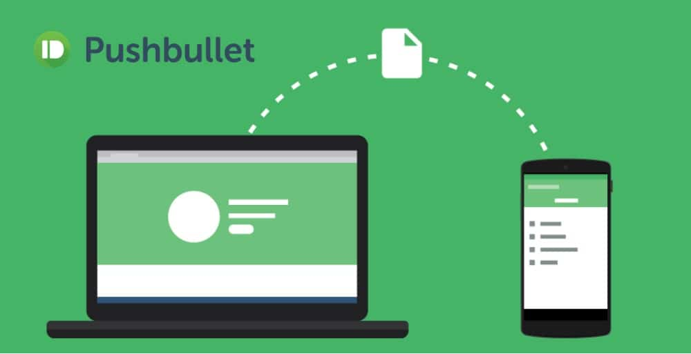 how to remotely access android phone from pc, Pushbullet