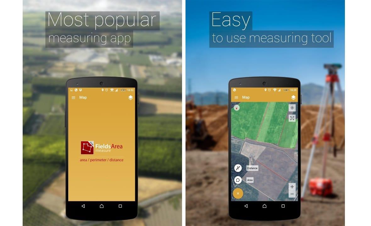 gps measurement app