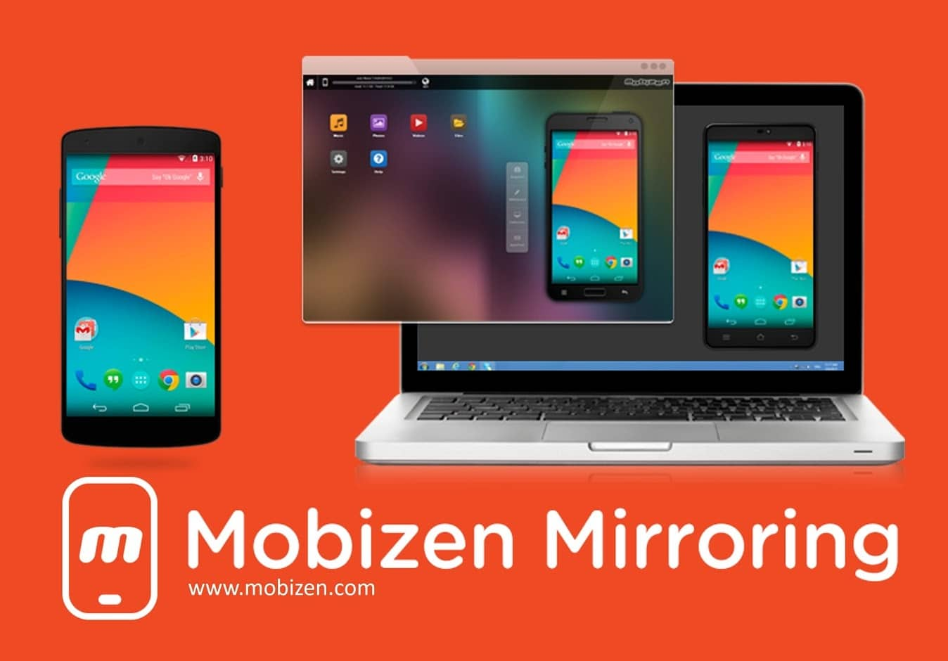 mirror android to pc, control android from pc broken screen