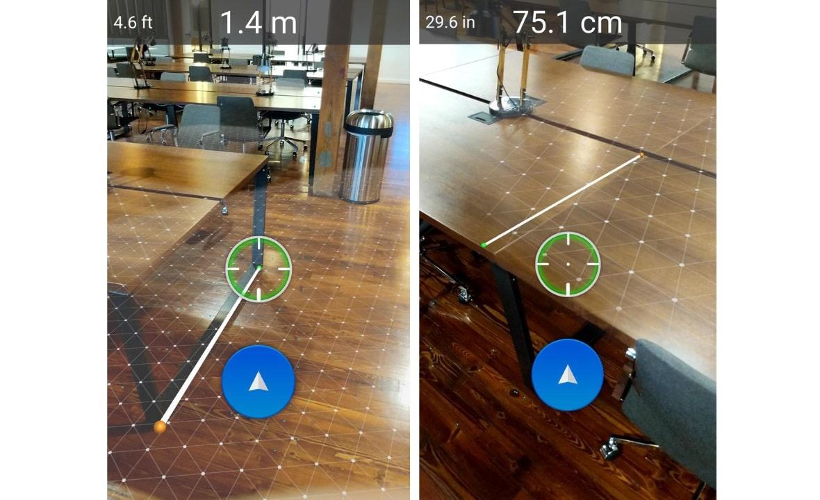 measuring distance app