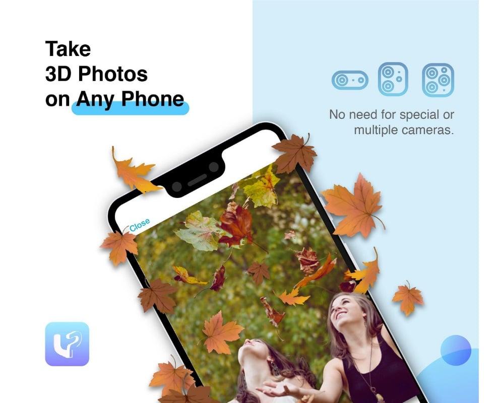 convert a JPEG to a 3D image
