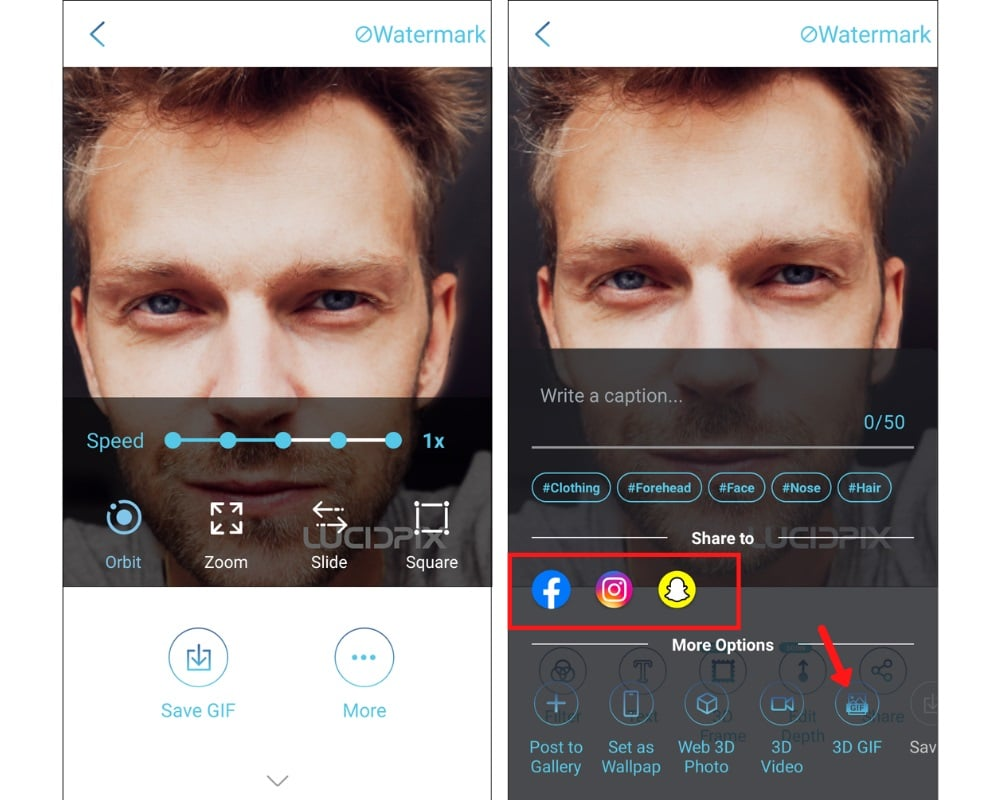 2d to 3d converter free