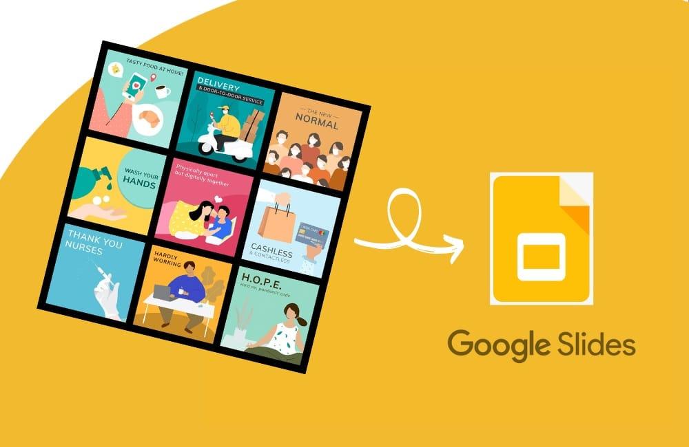 Make a Photo Collage in Google Slides