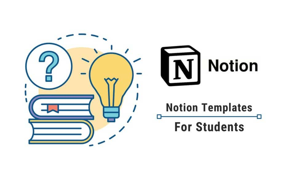 5 Best Notion Templates for Students