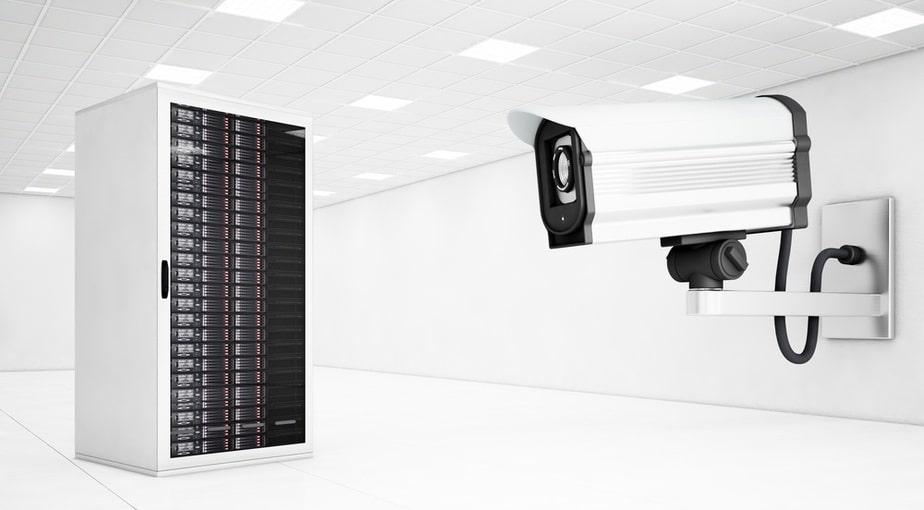 CCTV storage