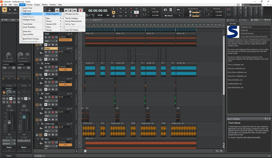 must have apps for windows 10, Cakewalk by BandLab