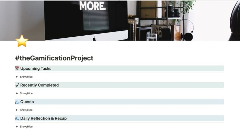 The Gamification Project