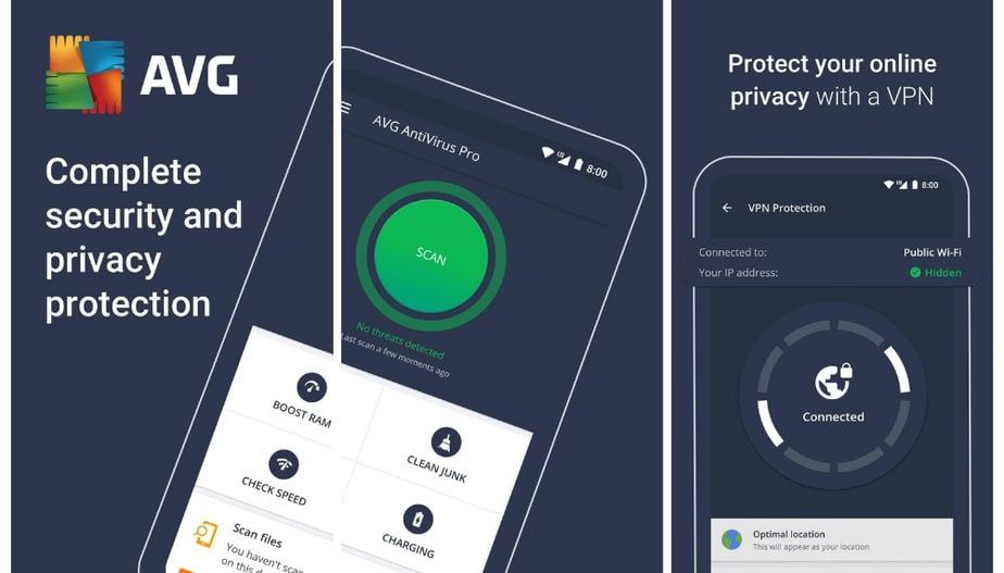 anti hacking app android