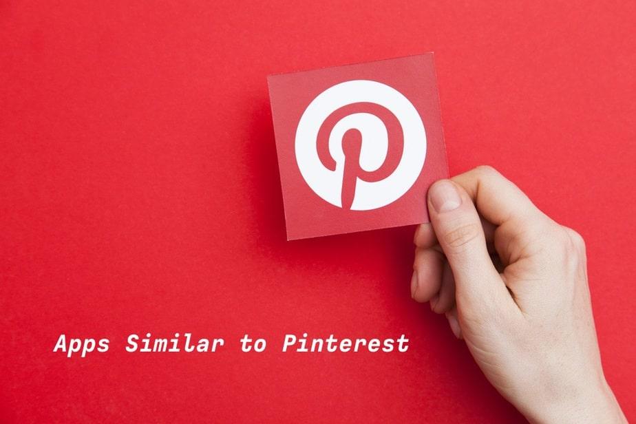 apps similar to pinterest