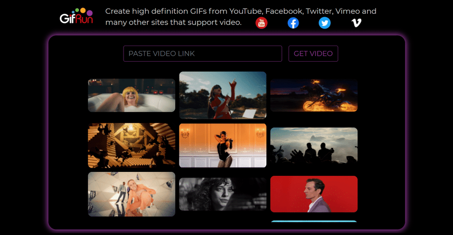 gif maker from video