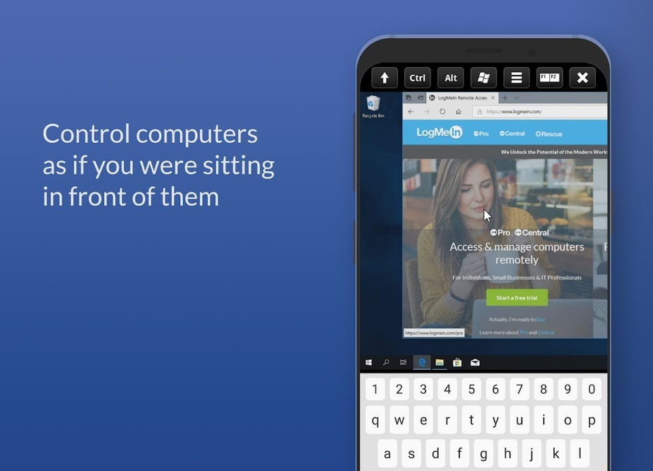 TeamViewer alternative Android