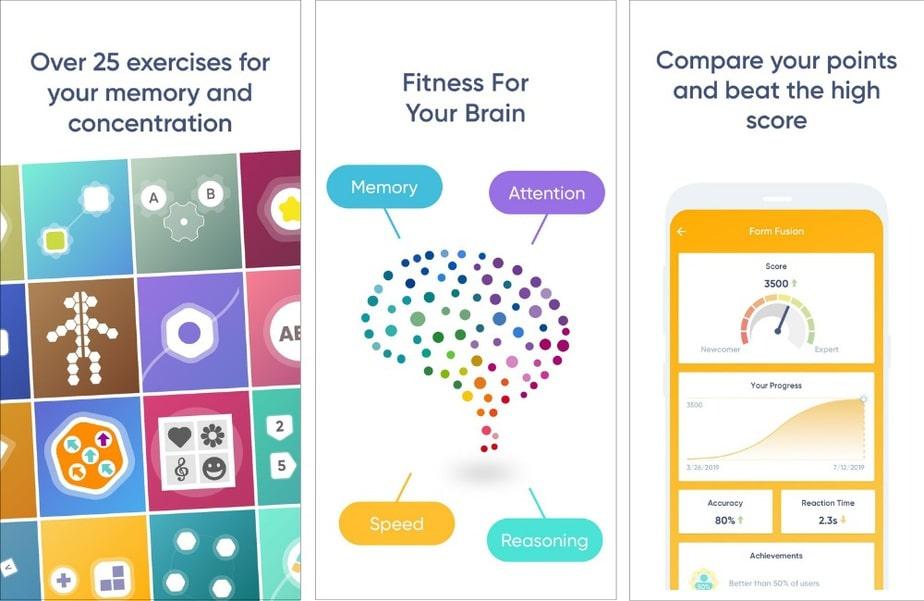 memory app for seniors