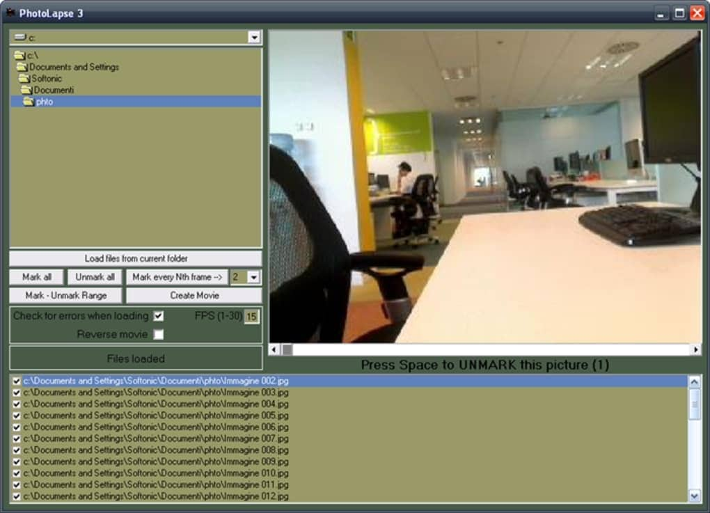 windows free time lapse software