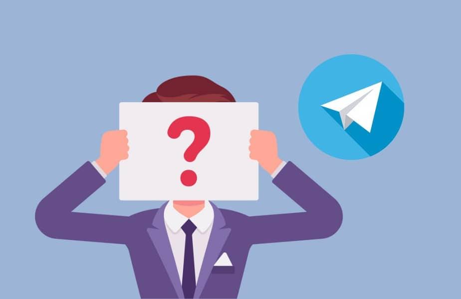 anonymous telegram group, telegram anonymous group chat