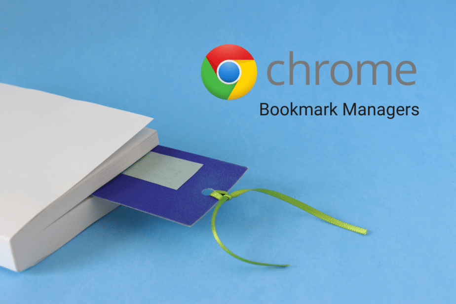 Bookmark Managers For Chrome