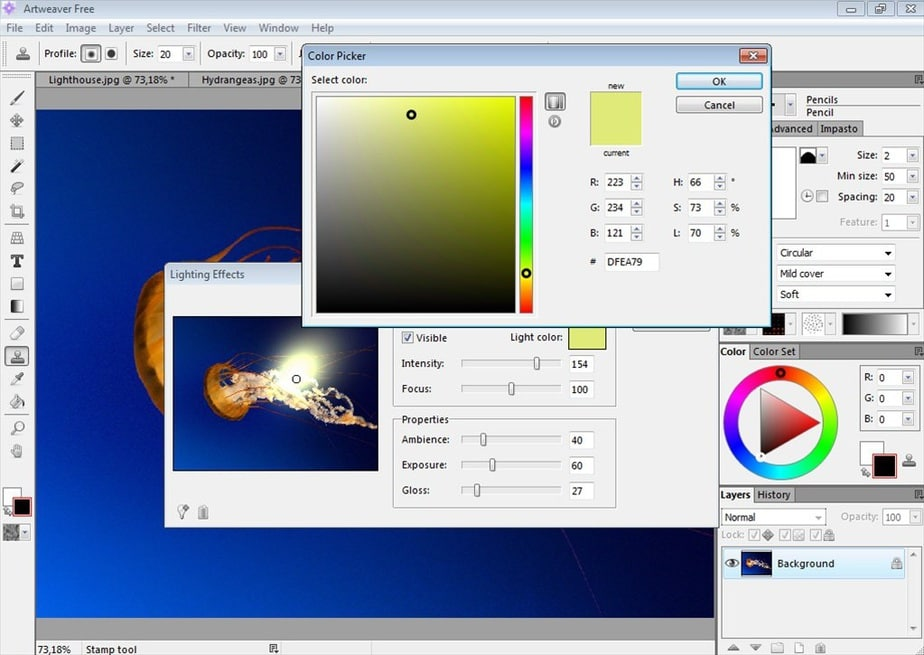 software for digital art