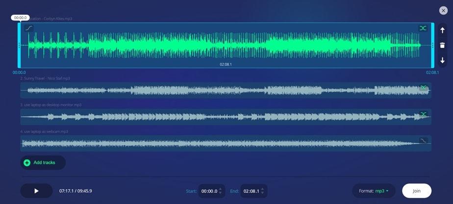 free music editing software