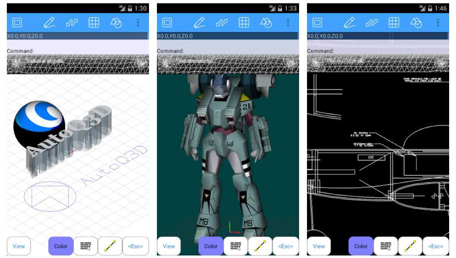technical drawing app