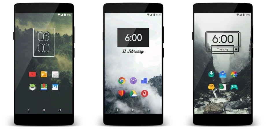 customization app for android