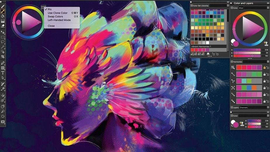 computer art program