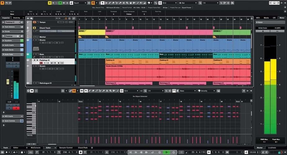 audio editing software windows 10