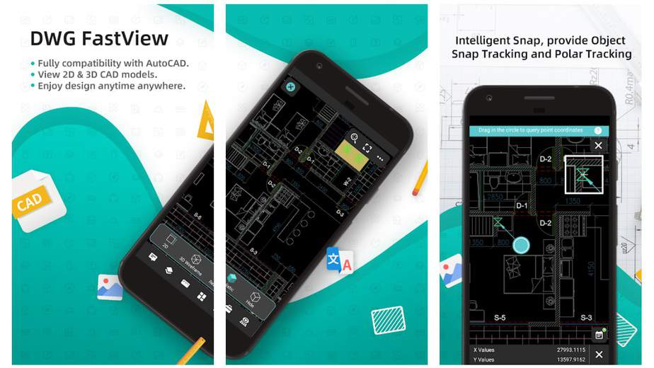 cad software for android