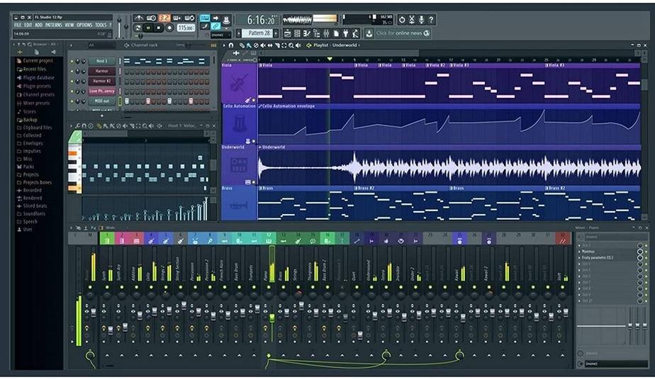 audio editor windows 10