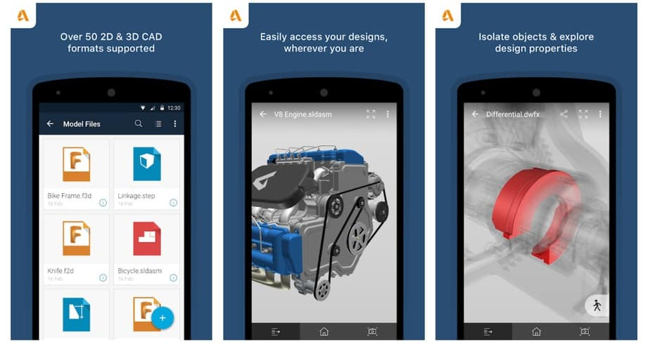 cad app for android