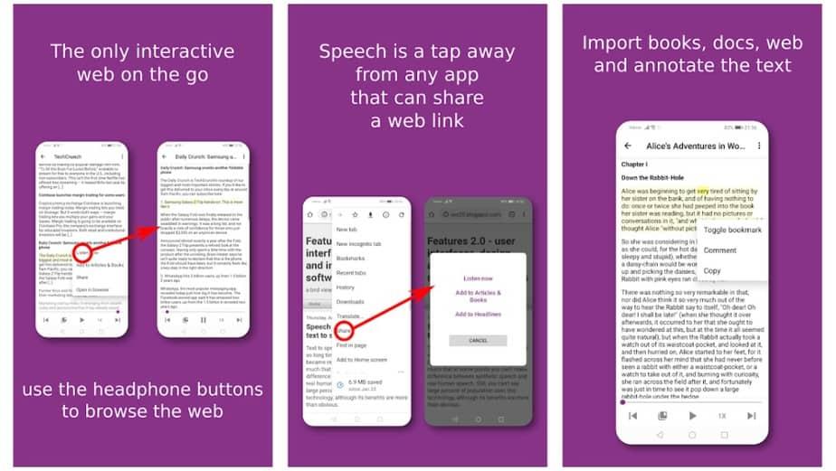 pdf audio reader