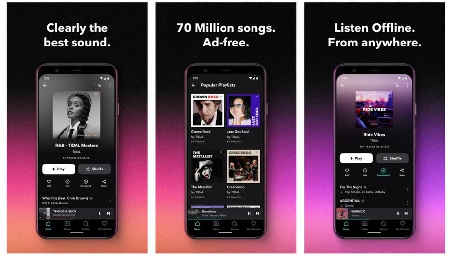 app like google play music