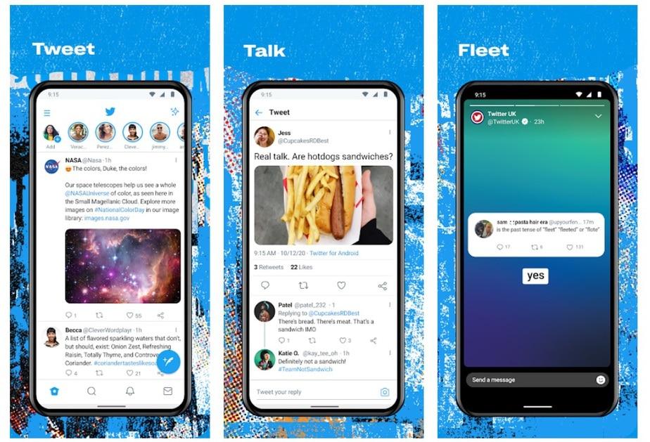 Twitter - app like vine